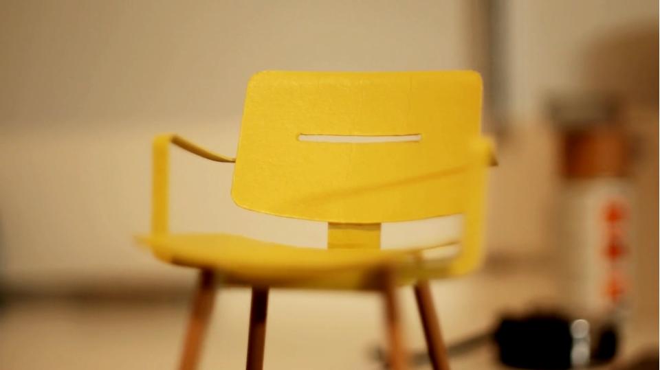 Mark Gabbertas: The emotion of design