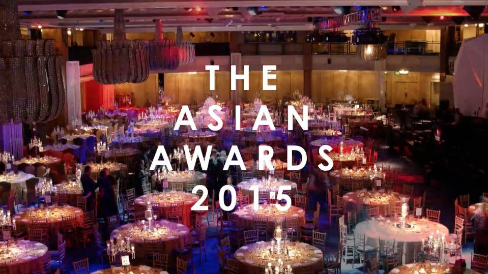 The Asian Awards 2015 (in 15 Secs)