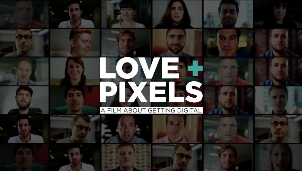 Love+Pixels | A film about getting digital