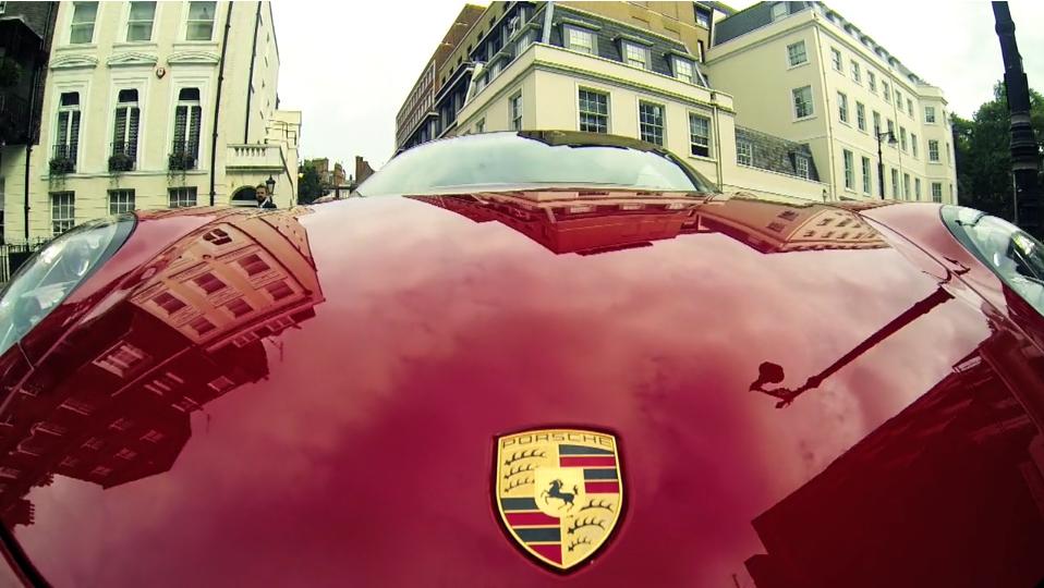 AWM Porsche in Mayfair Teaser