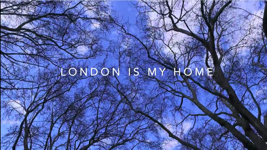 LONDON IS MY HOME