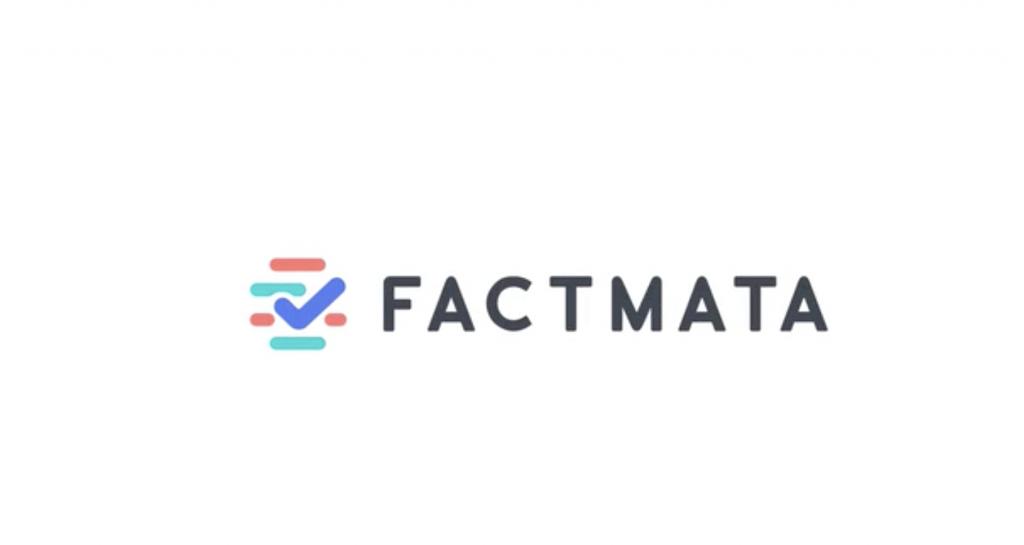 Factmata: Using AI