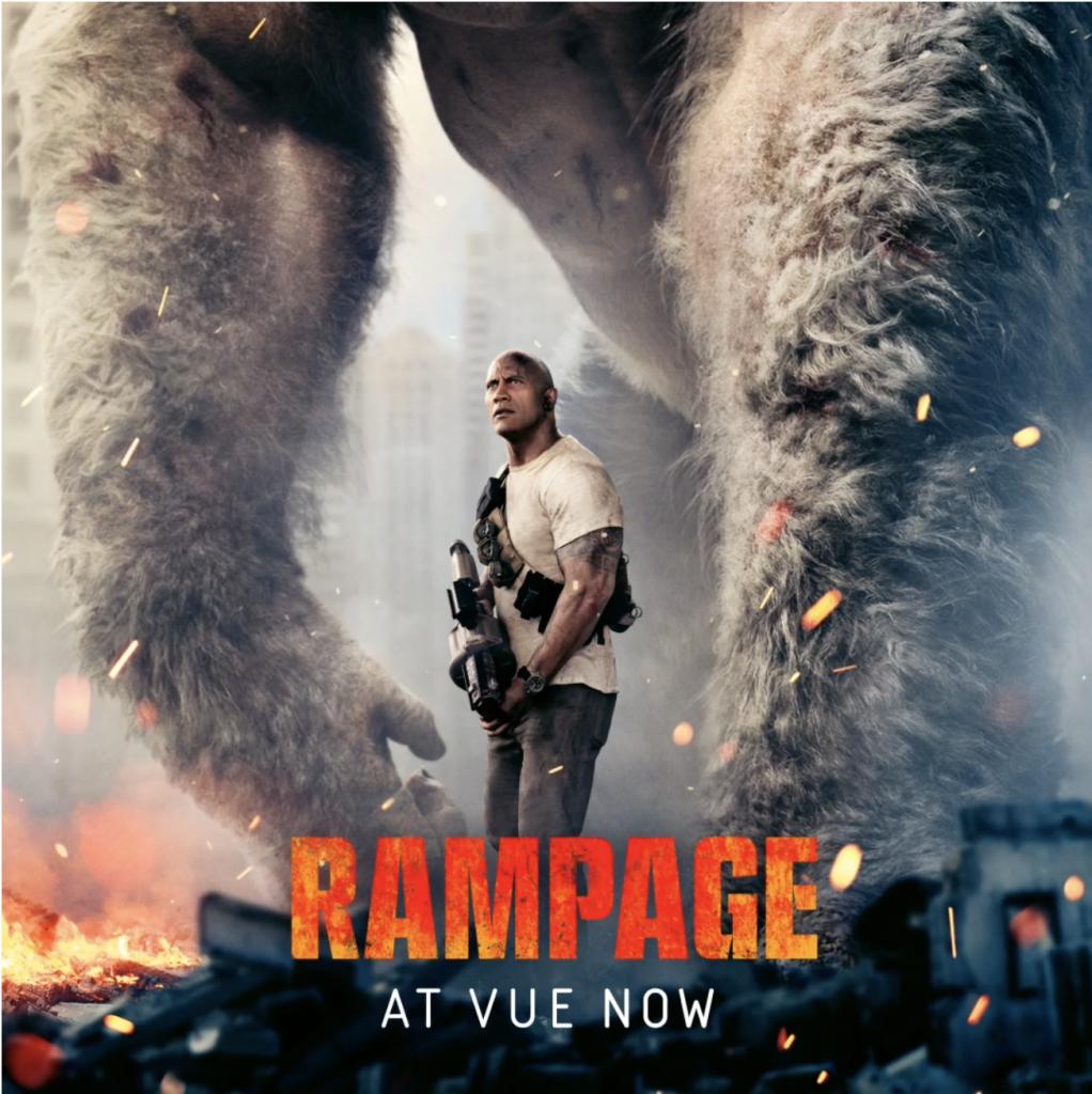 VUE Rampage Red Carpet